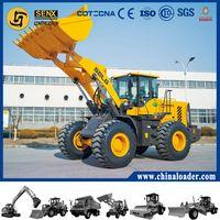 SDLG loaders, SDLG wheel loader LG953N