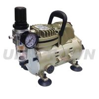 PS-19 AC110V or 220V High quality CE approval Electric Small Airbrush air pump OEM thumbnail image