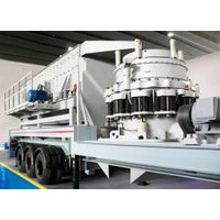 Mobile Cone Crusher Plant