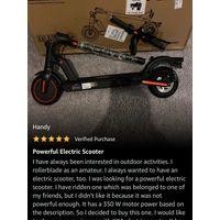 350W skate scooter bicycle 36V 7.5Ah L2 folding thumbnail image