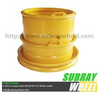 Wheels for loaders, conveyers, drills, Hammers