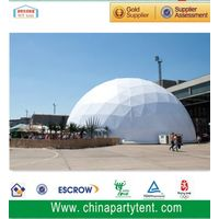 High Quality Outdoor Transparent Fashion Party Geo-Dome Tent For Sale