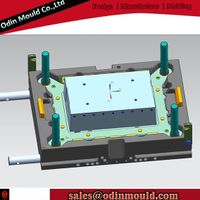plastic injection vegetable crate mould 2014 Odin new stly thumbnail image