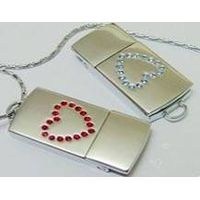jewelry USB Necklace with fast read and white speed