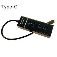 Super speed black usb type c to usb 3.1 type c cable