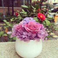 decorative table flower,preserved fresh flower