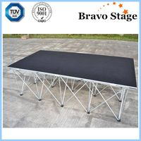 used stage for sale/outdoor portable stage design thumbnail image