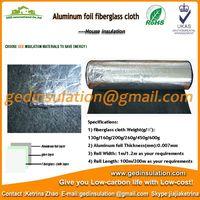 Carbon fiber coated aluminum foil as wall insulation thumbnail image