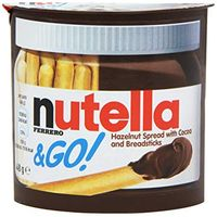 Nutella & Go T1 Nutella B-ready T2 Nutella 15g