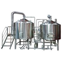 2000L beer equipment and brewing system for brewery and beverage company thumbnail image