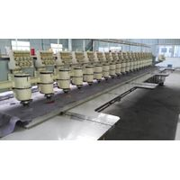 computer barudan  20heads flat embroidery machine