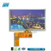 TSD TSLCD 7.0 inch tft lcd display with touch