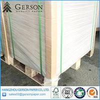 Ivory Duplex Board Paper 300gsm for Offset Printing and Packaging