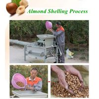 Electric Almond Shelling Machine thumbnail image