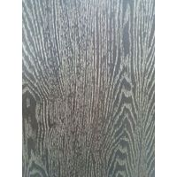3D Effect PVC Film (mono, wooden grain)
