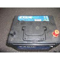 12V MF N50Z 60 amp hour auto battery