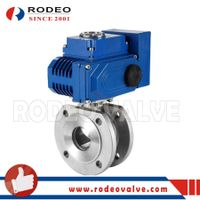 Electric Italian ball valve