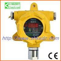 factory direct sale fixed combustible and toxic gas detector KB-501X with display