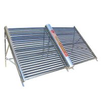 split heat pipe collector solar water heater thumbnail image