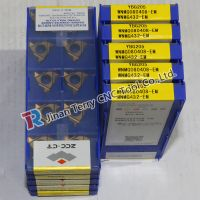 Competitive price ZCCCT lathe machine cutting insert WNMA060408 YBD052 thumbnail image