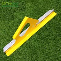 Artificial Grass Installation Tool Grass Cutter Turf Tool Yellow Synthetic Turf Knife/Cutter Artific thumbnail image