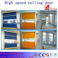 automatic door for factory, fast door, high speed door