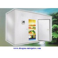 Refrigerated Warehouses of  Walk-in Cooler & Freezer Cold Storage Room Plant