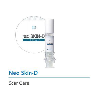 Neo Skin-D Scar Care for Scar care (ex. Cesarean Section)
