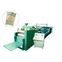 Plastic Woven Bag Line-paper Plastic Central Seam Bag Making Machinery Equipment thumbnail image