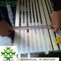 suction box cover for paper making