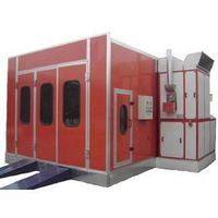 sell painting spray booths