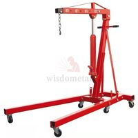 Heavy Duty 4400IBS Oil Pump Crane