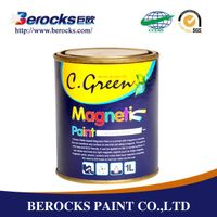 environmental-friendly chalkboard magnetic paint