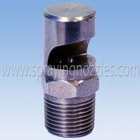 K Series wide deflection flat fan spray nozzle