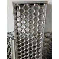 """perf-O-grip plank stair treads10"""" width 11gauge"""