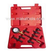 Auto Diagnostic Tools & 8 pcs Petrol engine compression tester kit (MK0119) thumbnail image