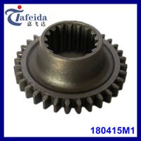 Pinion Gear for MF Agricultural Tractor, Transmission Components, 180415M1, 33T / 17 Spline thumbnail image