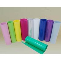 plastic PVC sheet roll ,silver PVC sheet, packing use