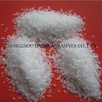 Abrasive White Corundum grains