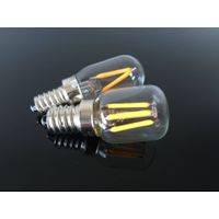 Short wires filament led bulb clear led bulb warm white