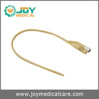 Disposable Foley urethral catheter