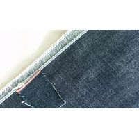 18.5oz Heavy slub 100% denim fabric selvage cotton fabric 1207A