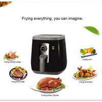 3.0L Hot sale product Oil Free & Low Fat Air Fryer electrical kitchen appliances