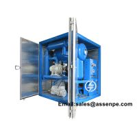 Online Power Transformer Oil Circulating System,Portable Transformer Oil Dehydration Machine