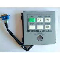 KXFP5Z1AA00 Panasonic Gray Small Size Keyboard CM402 / CM602 / CM202 Plastic