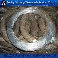 Hot sell galvanized iron wire for binding wire ( factory) thumbnail image