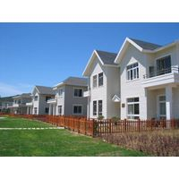 PVC model house