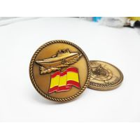 Custom Military Souvenir Coin thumbnail image