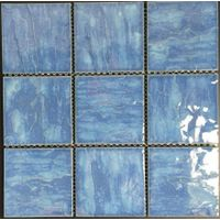 95X95MM glazed pool tiles