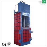 Hot Sale Carton Plastic Cardboard recycling press machine Compactor